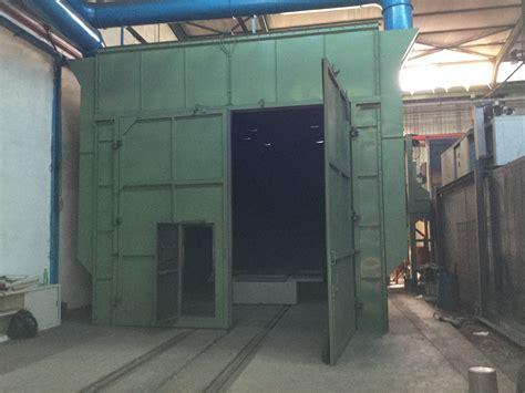 cabina sabbiatura usata cabina di sabbiatura usata 45 000 iva macchine
