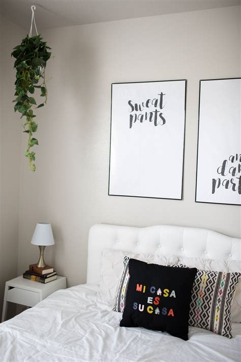home decor farmhouse modern guest room positively oakes