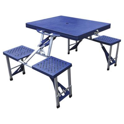 Tesco Dining Table And Chairs Buy Tesco Folding Cing Picnic Table Chairs From Our Cing Furniture Range Tesco