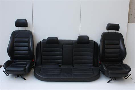 Audi A4 B5 Sitzheizung Nachrüsten by Audi A4 S4 B5 Avant Innenausstattung Leder Schwarz
