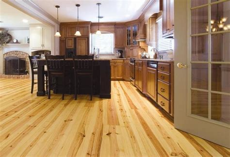 kitchen wood flooring ideas southern pine collection country plank