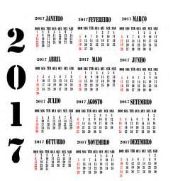 X Calendario Calend 193 2017 Feriados