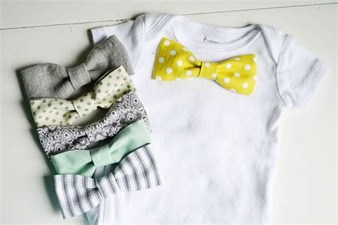 diy baby onesie with a bow tie free card template bow tie onesie one