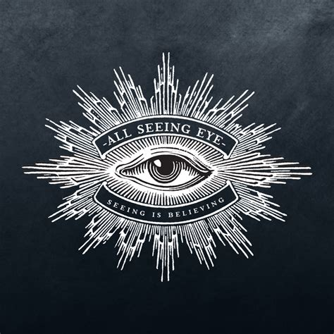 All Seeing all seeing eye 44 creative