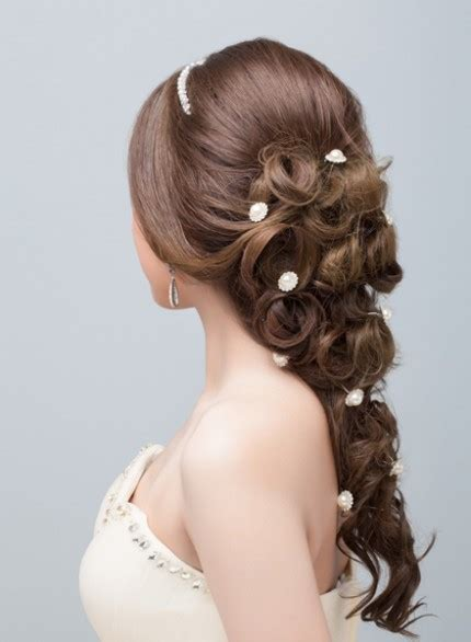 Hairstyles For Hair For Teenagers For Weddings by Fashion Style New Fashionable Bridal Wedding