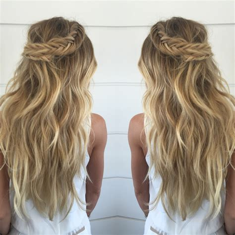 Clip In Hair Extension Frizzy Wave stunning braids with hair hair clip in