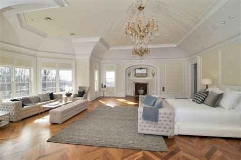master bedrooms in mansions new jersey s most expensive home is back on the market for