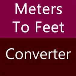 2 Meters Feet Meters To Feet Converter Windows Phone Apps Games Store