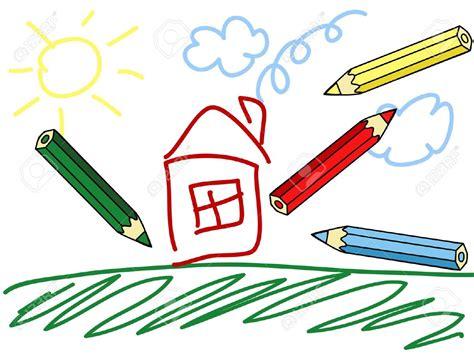 draw clipart crayons de couleurs clipart 59