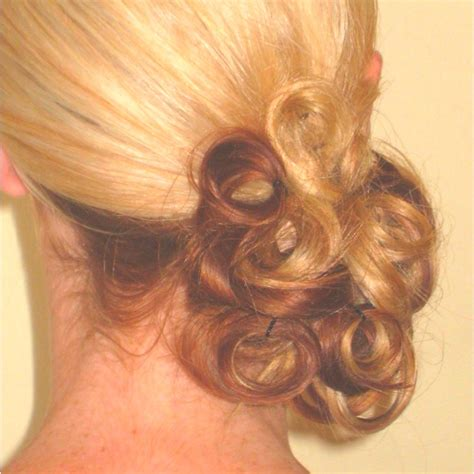 Wedding Hairstyles Pin Curls by 378 Best Project Gracie Images On Hair Dos