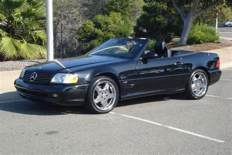 Mercedes Sl600 by 2000 Mercedes Sl600 For Sale 1327754 Hemmings
