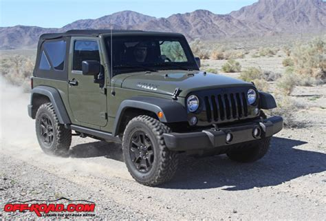willys jeep offroad 2016 jeep willys edition wrangler review road com