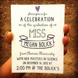 25 best ideas about graduation invitations college on college grad invites senior