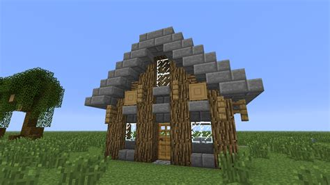 wooden house designs minecraft minecraft wood house minecraft seeds pc xbox pe ps4