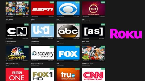 tv free free live cable tv on roku