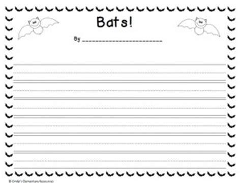 bat writing paper post bats grade focus