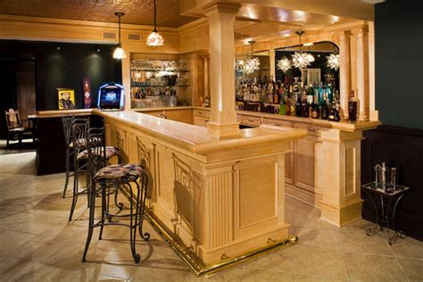 custom home bar designs find house plans