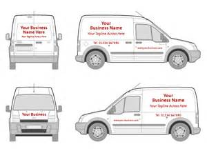 Vehicle Graphic Templates by Vehicle Graphics Kall Kwik Cambridge