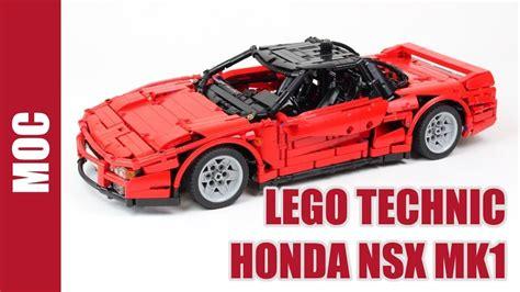 lego honda lego technic honda nsx 90 mk1
