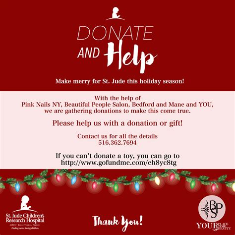 donate help christmas gifts for st jude children