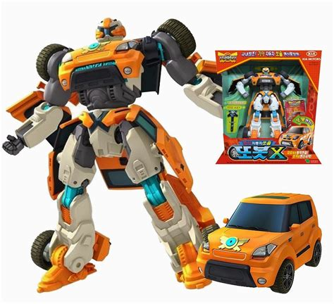 Toys Tobot X By Anicore i wish it was a transformer transformers discussion
