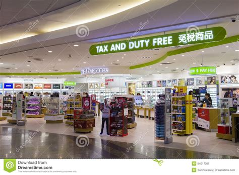shops in melbourne tax and duty free shop in melbourne airport editorial