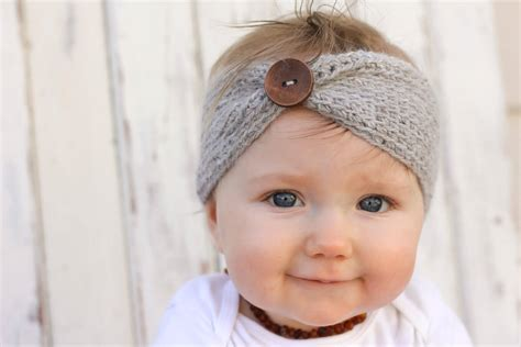 Hair Free by Free Crochet Headband Pattern Baby Sizes