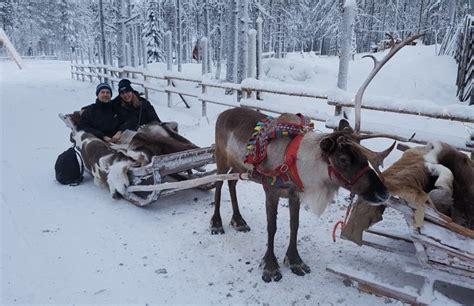 Mit Freundlichen Grüßen Finnisch 10 Rovaniemi Tipps F 252 R Einen Unvergesslichen Winterurlaub Finntouch