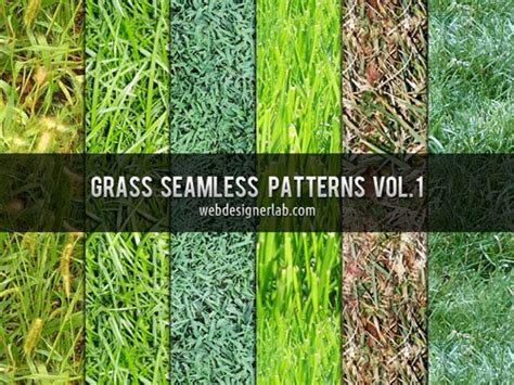 Nature Patterns For Photoshop Free Download | 商用利用可能 芝生 落ち葉 木 革のphotoshop用無料シームレスパータン素材40 co jin