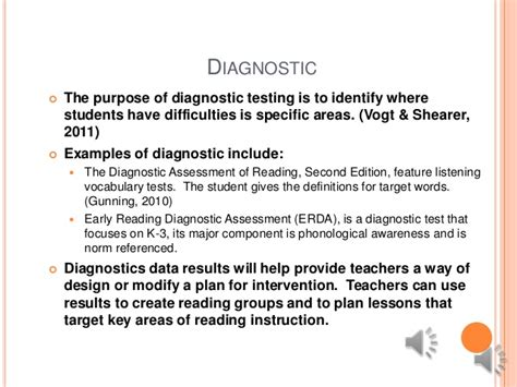 diagnosis template web 2 assessment pres2