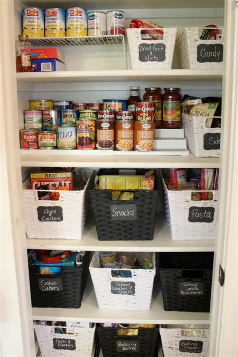 kitchen organisers 20 best pantry organizers hgtv
