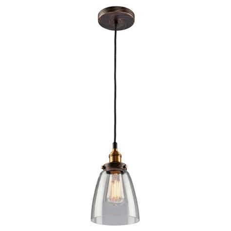 Filament Pendant Light Filament Design Merignac 1 Light Copper And Multi Tone Brown Mini Pendant Cli Acg101615 The