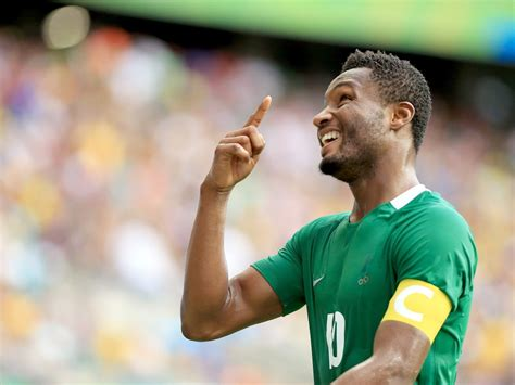 mikel obi mikel obi will be fit for south africa clash nff
