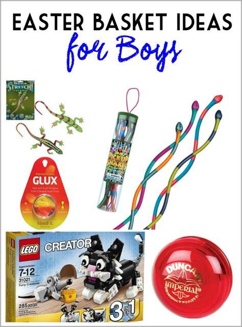 easter basket ideas for boys elemeno p kids