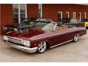 1962 chevrolet impala resto mod for sale friday rides