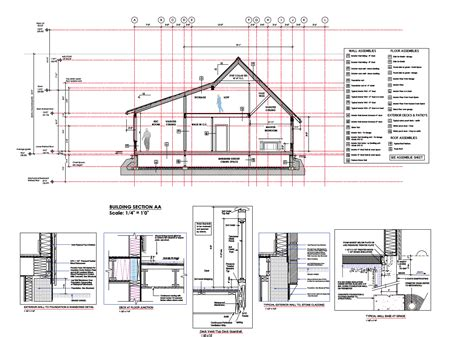 Craftsman House Design Permit Package Saanich Bc Architectural Plans Permits