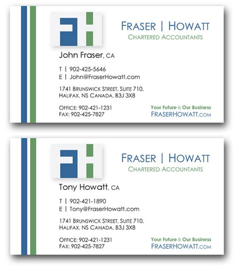 chartered accountant business card template accountant business cards images business card template