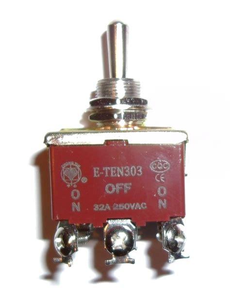 Tab Selector Volt e ten 303 voltage selector switch 32a 250vac ebay