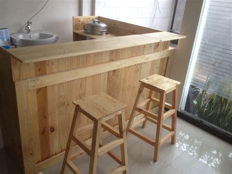 Meja Bar Cafe Minimalis Desain Rumah Dan Cafe Contoh O