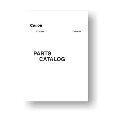 canon eos list canon eos 10d parts list uscamera canon parts