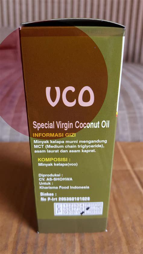 Minyak Kelapa Di Supermarket minyak kelapa vco coconut alzafa store