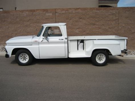 long bed truck 65 chevy stepside truck pictures to pin on pinterest