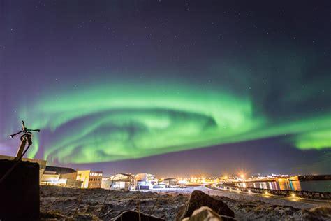 airbnb iceland northern lights thingvellir national park the northern lights