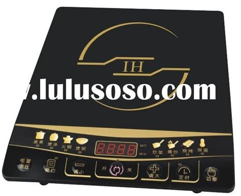 induction hob energy saving induction cooker manual for sale price china manufacturer supplier 600683