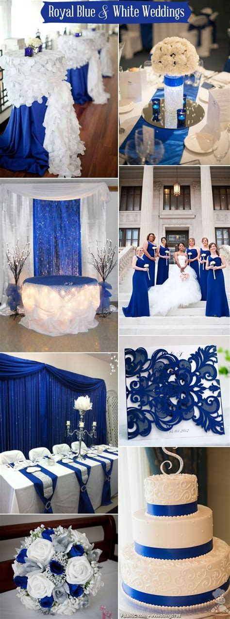 25 best ideas about royal blue wedding decorations on