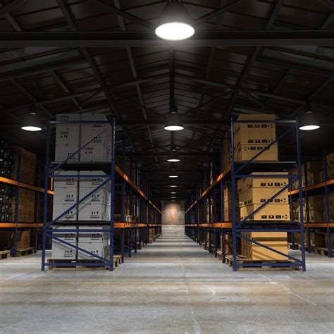 warehouse interior 3d max interior old warehouse loaded
