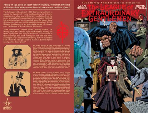 The League Of Extraordinary Gentlemen Vol 1 Ebooke Book league of extraordinary gentlemen vol 2 2004 avaxhome