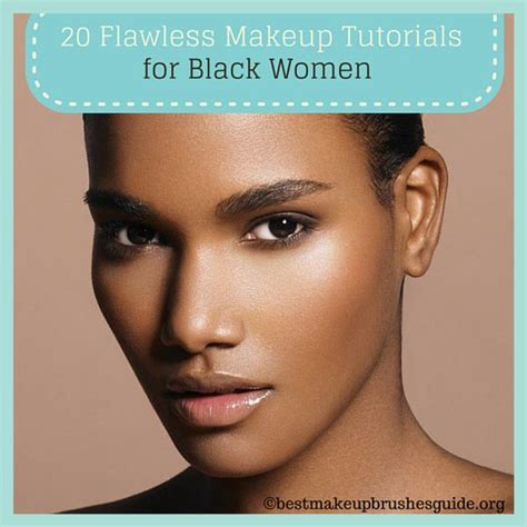 natural makeup tutorial african american blackgirl makeup tutorial tips from the pros