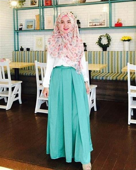Gamis Remaja Wanita 2018 model baju muslim gamis modern terbaru 2018 untuk lebaran