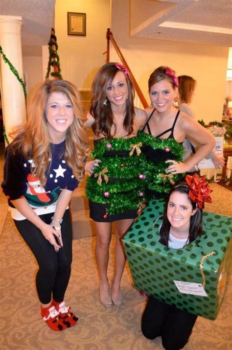 christmas party costume theme ideas tacky costume ideas costumes delta zeta
